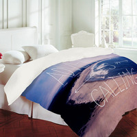DENY Designs Home Accessories | Leah Flores Adventure Is Calling Duvet Cover