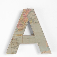 Around the World Letter