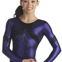 Purple Mystique Competitive Leotard from GK Elite