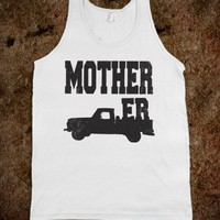 Mother Trucker (Tank) - Shake it for Luke Bryan