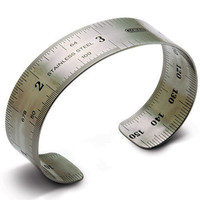 Walker Shop - Ruler Bracelet