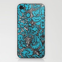 Vintage Wallpaper No.2 Phone Skin by Romi Vega | Society6