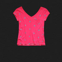 Women's Hollister Top by Abercrombie & Fitch Top Size Medium New With Tags