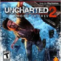 Uncharted 2 Among Thieves for PS3