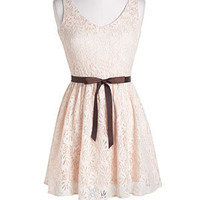 dELiAs > Lace Belted Dress > clothes > new arrivals > dresses