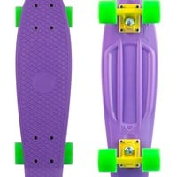 Penny Skateboards Complete - Purple, Yellow, Green Wheels - DriftingThru.com