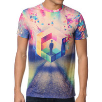 Imaginary Foundation Squared Sublimated Tee Shirt