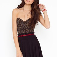 Full Circle Skirt - Black in  Clothes at Nasty Gal