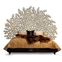 Christopher Guy Handcarved Headboard
