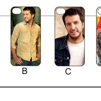 LUKE BRYAN Hard Back Cas...