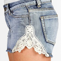 Lost Shine On Stretch Short - Women&#x27;s Shorts | Buckle