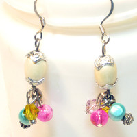 Pastel Easter Egg Earrings
