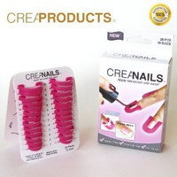 CreaNails -Professional Nail Polish Stencils