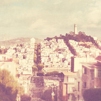 San Francisco photography Such highs and lows Coit by MyanSoffia