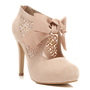 Sally Nude Town Shoe - Shoes - Miss Selfridge