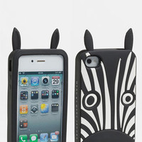 MARC BY MARC JACOBS 'Julio the Zebra' iPhone 4 & 4S Case | Nordstrom