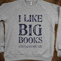 Big Books Can&#x27;t Lie  - Young and Free
