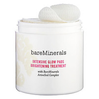 bareMinerals bareMinerals Intensive Glow Pads Brightening Treatment: Shop Face Treatments &amp; Serums |