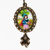 Irish Girl Necklace