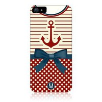 Amazon.com: Head Case Anchor Nautical Clothing Design Back Case Cover For Apple Iphone 5: Everything Else