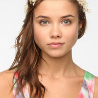 Flower Crown Headwrap
