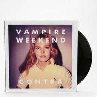 Urban Outfitters - Vampire Weekend - Contra LP+MP3