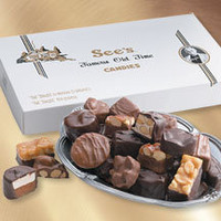 See&#x27;s Candies Nuts &amp; Chews