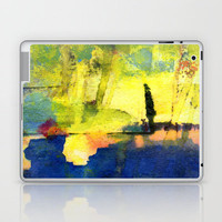 Meditation . Laptop &amp; iPad Skin by agnes Trachet | Society6