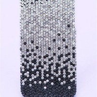 A&#x27;GACI RS Ombre Pattern Bling iPhone5 Case - Outerspace