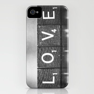 Love is a Beautiful Word iPhone Case by Amelia Kay Photography | Society6