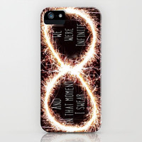 Infinite  iPhone Case by Jerry Maestas | Society6