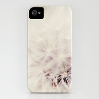 Dandelion Dreams iPhone Case by Erin Johnson | Society6