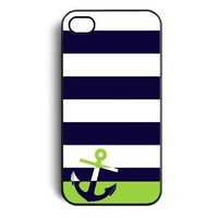 Amazon.com: Navy Sailor Anchor Snap on Case Cover for Apple Iphone 4 Iphone 4s Cellphone Case: Cell Phones &amp; Accessories