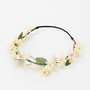 Urban Outfitters - Flower Crown Headwrap