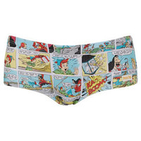Peterpan Print Cheeky Pant - Lingerie & Sleepwear  - Clothing