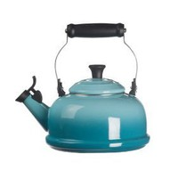 Le Creuset Enameled Steel Whistling Tea Kettle