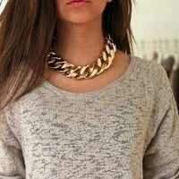 Vixen Boutique  Chunky Necklace
