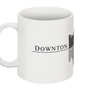 Downton Abbey, Highclere Castle, wrap around mug