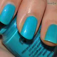 China Glaze Nail Polish Lacquer (80950-Towel Boy Toy) Poolside