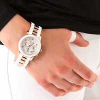 Michael Kors Runway Time Teller Watch | SHOPBOP
