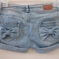 Bow Shorts Size 0