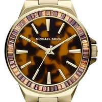 Michael Kors &#x27;Gramercy&#x27; Round Bracelet Watch | Nordstrom