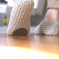 Non Slip Sole For WhiteNoiseMaker Slippers | Luulla