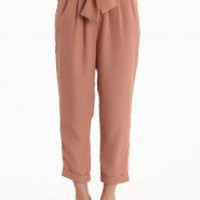 Walking Dusk Paperbag Pants | Modern Vintage New Arrivals