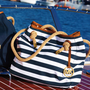 Marina Large Canvas Grab Bag - Michael Kors