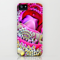 Bubble Gum iPhone Case by Desirée Glanville | Society6
