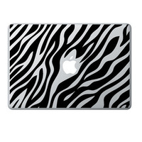 Zebra Macbook Decal Macbook Decals Macbook by titansgraphics