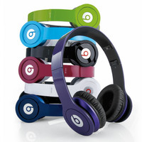 Beats by Dr. Dre Solo Headphones at BrookstoneBuy Now!