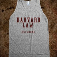 Harvard Law - The Happy Cowgirl