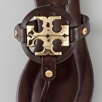 Tory Burch Miller Flat Thong Sandals | SHOPBOP